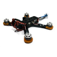 Armattan Chameleon frame protector and soft motor mount kit