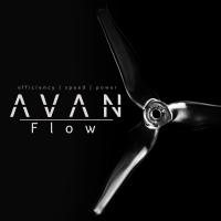 EMAX Hawk 5 Avan Flow Propeller 5x4.3x3 FPV Racing Propeller - 2 x CW 2 x CCW