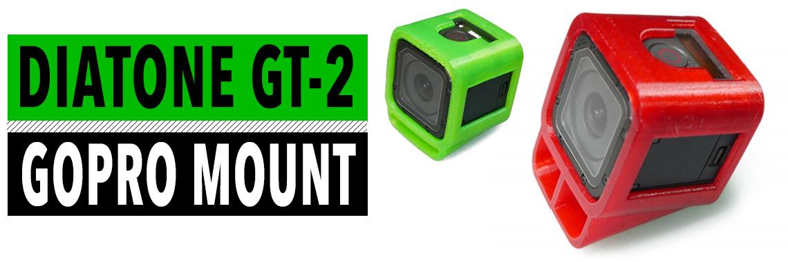 GT-2 GoPro Mount