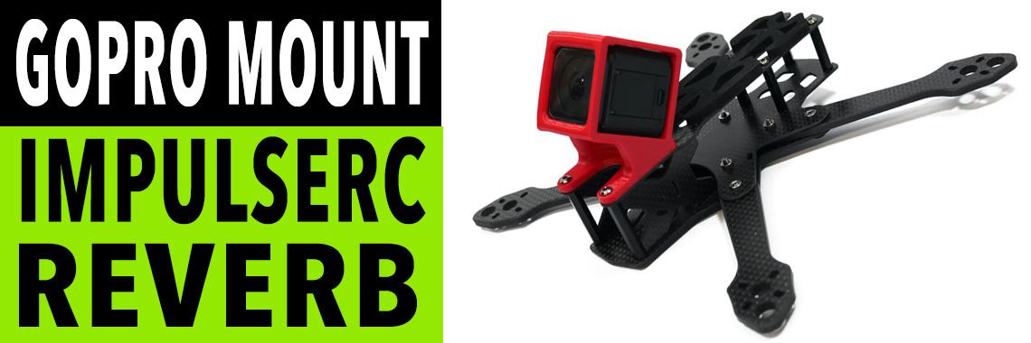 ImpulseRC GoPro Mount