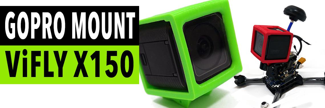ViFly X150 GoPro Mount